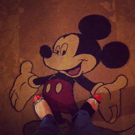 En voyage avec Mickey #pathetic