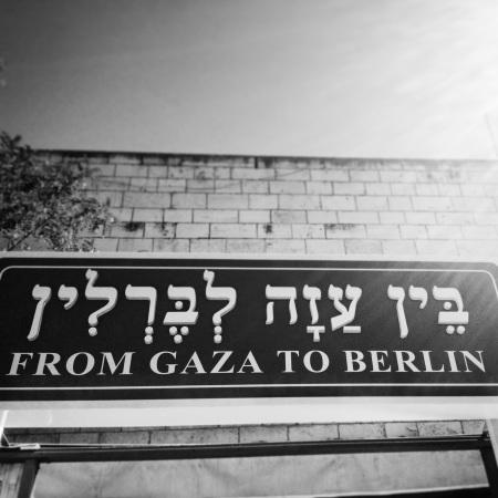 C'est un truc de houmous à Jérusalem la vérité ça cartonne même avec ce nom de hipster de mes deux